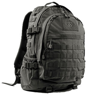 Tru-Spec Elite 3 Day Backpack, Black, hi-res
