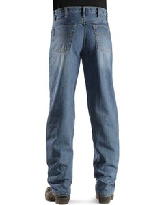 """Cinch Jeans - Black Label Relaxed Fit - 38"""" Tall Inseam, Midstone, hi-res"""