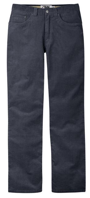 Mountain Khakis Men's Canyon Cord Classic Fit Pants, Navy, hi-res