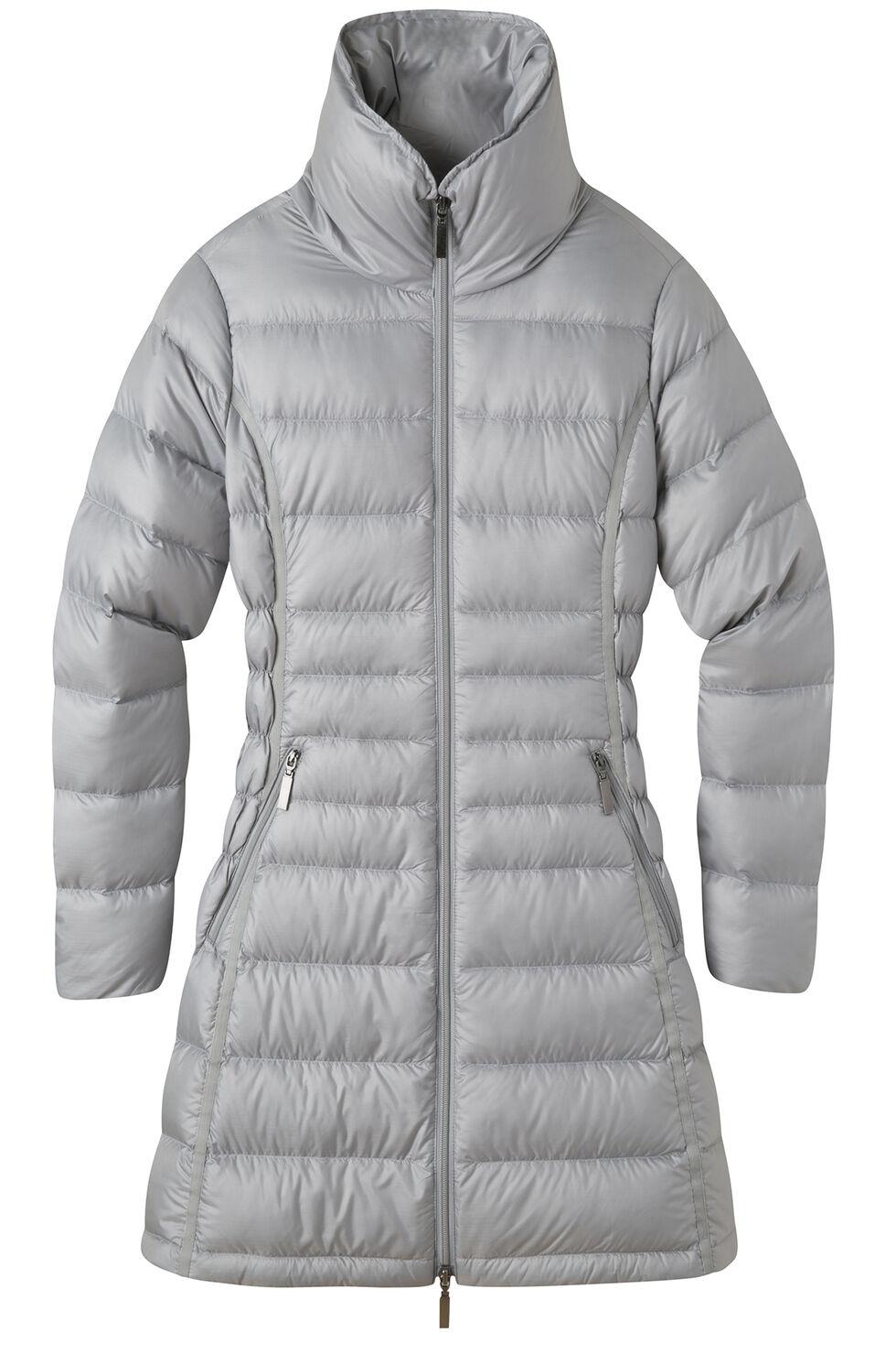 Mountain Khakis Women's Ooh La La Down Coat, Slate, hi-res