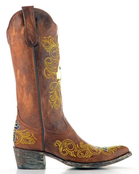 Gameday Appalachian State University Cowgirl Boots - Pointed Toe, , hi-res