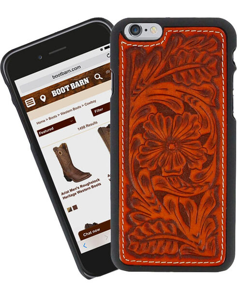 Justin Tooled Iphone 6 Cell Phone Case, Brown, hi-res