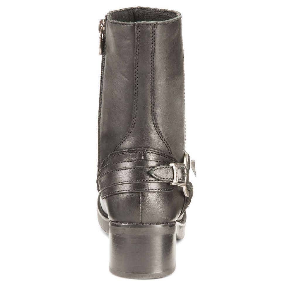 Harley Davidson Women's Christa Harness Boots , Black, hi-res