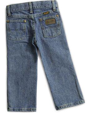 Wrangler Jeans - George Strait Cowboy Cut Jeans - 1T-3T Reg, Bleach Wash, hi-res