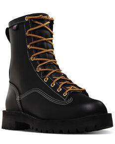 Boulet Men's Rain Forest Composite Toe Boots, Black, hi-res