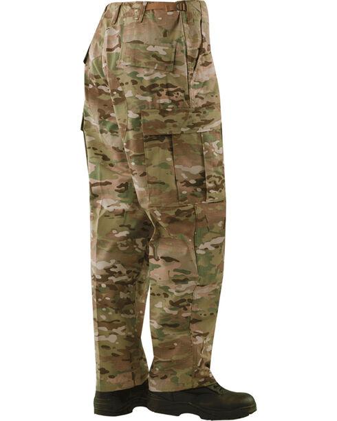 Tru-Spec Battle Dress Uniform Camo Cordura Nylon Pants, Camouflage, hi-res