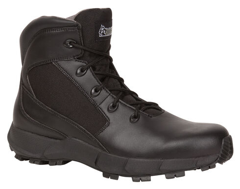 "Rocky Men's Broadhead 6"" Duty Boots, , hi-res"