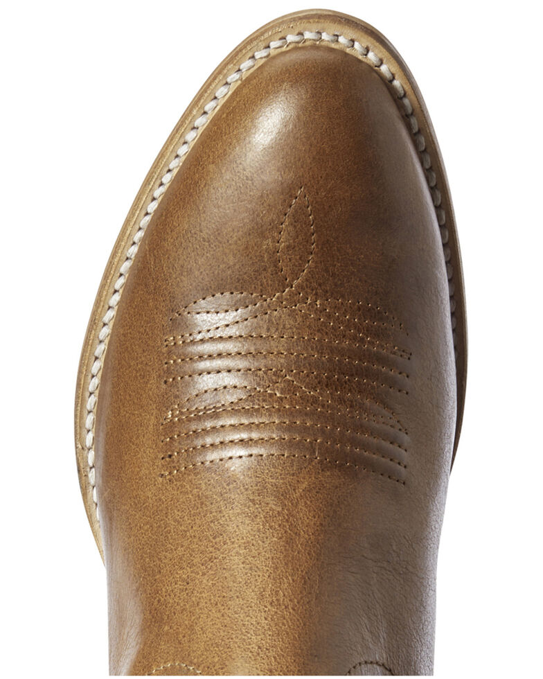 Ariat Women's Legacy Amber Fashion Booties - Round Toe, Brown, hi-res