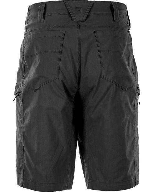 5.11 Tactical Series Black Apex Shorts , Black, hi-res