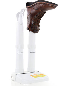 MaxxDry SD Silent Shoe & Boot Dryer, White, hi-res