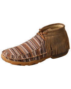 3337e68a90b9 Twisted X Women s Driving Moccasin Shoes - Moc Toe