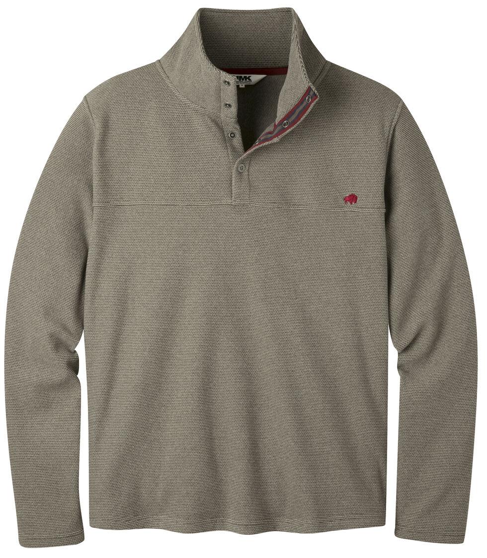 Mountain Khakis Men's Pop Top Pullover Jacket, Brown, hi-res