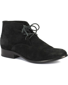 Frye Women's Carly Chukka Shoes , Black, hi-res