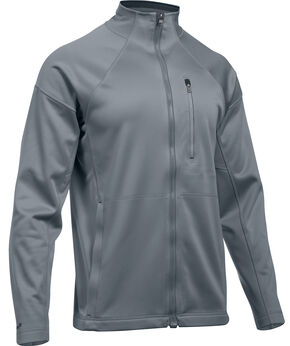Under Armour Men's Baitrunner Jacket, Steel, hi-res