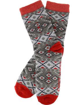 Cody James Men's Cowboy Country Cozy Socks, Multi, hi-res