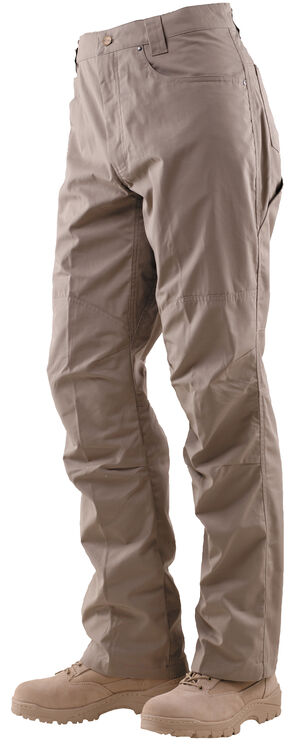 Tru-Spec Men's 24-7 Eclipse Tactical Pant, Khaki, hi-res