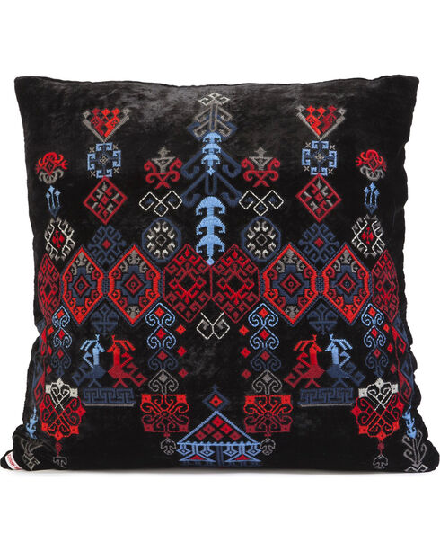 Johnny Was Casa Embroidered Pillow , , hi-res