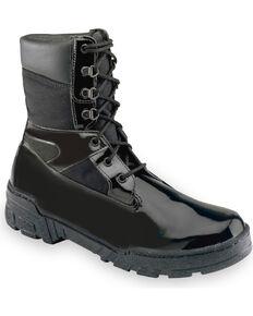 """Thorogood Men's Uniform Classics 8"""" Commando Plus Boots, Black, hi-res"""