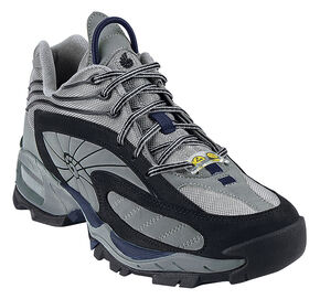 Nautilus Men's Grey SD Athletic Steel Toe Work Shoes - Extra Wide, Grey, hi-res