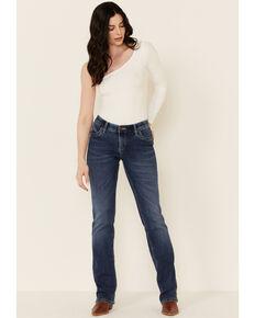 Wrangler Women's Briley Bootcut Jeans, Blue, hi-res