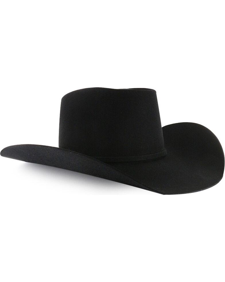 b0a54d604ef Rodeo King Men s Brick 5X Felt Cowboy Hat