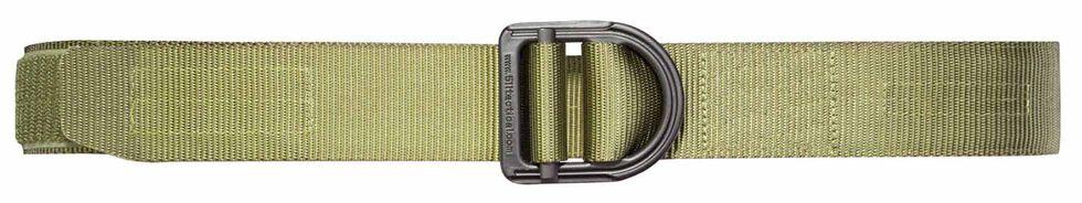 5.11 Tactical Operator Belt (2XL-4XL), Green, hi-res