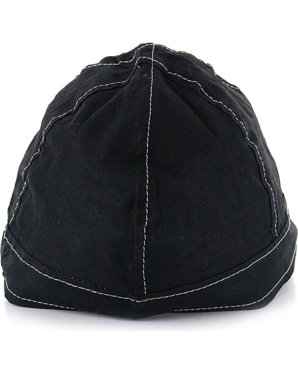 American Worker Men's Black Welding Cap, , hi-res