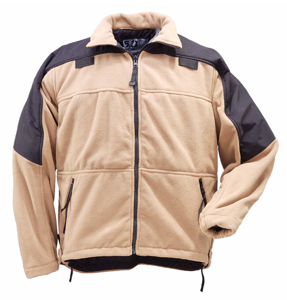 5.11 Tactical Men's Aggressor Parka, Coyote Brown, hi-res
