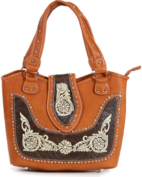 Savana Women's Embroidered Western Shoulder Bag , Multi, hi-res
