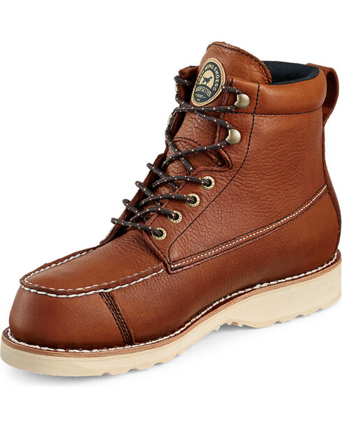 """Red Wing Irish Setter Men's Wingshooter UltraDry 7"""" Boots , Light Brown, hi-res"""