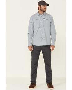 Wrangler All-Terrain Men's Asphalt Zip Cargo Synthetic Pants , Charcoal, hi-res