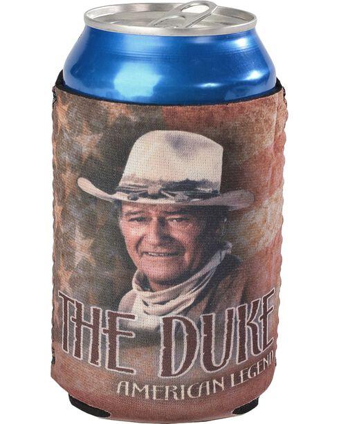 John Wayne Drink Koozie, Multi, hi-res