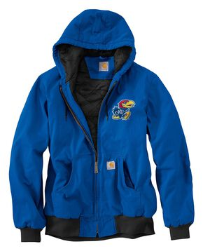 Carhartt Kansas University Ripstop Active Jacket, Blue, hi-res