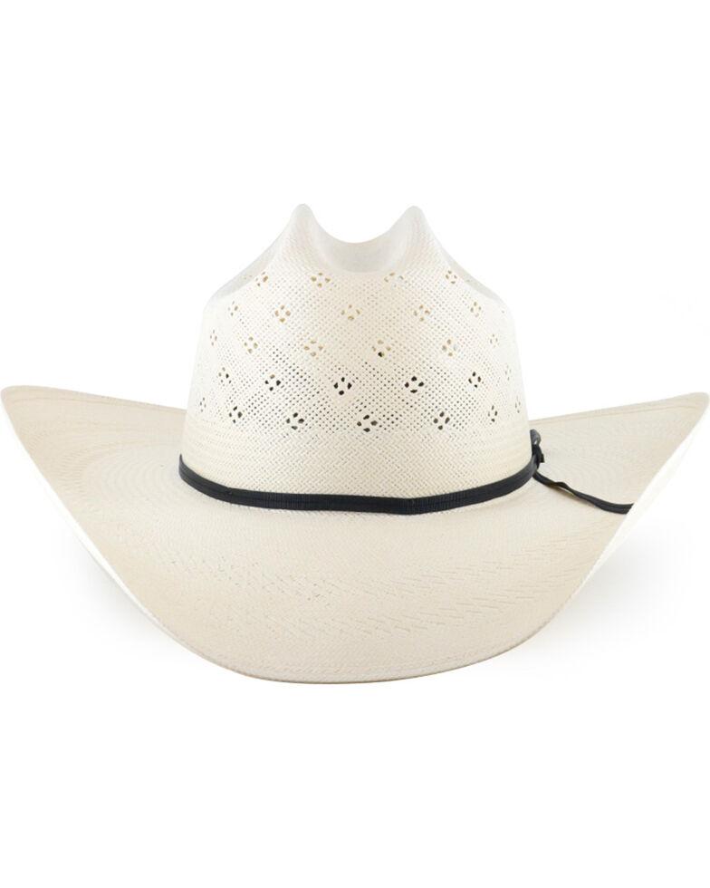 Resistol Conoly 10X Straw Cowboy Hat  3e44b73658d6