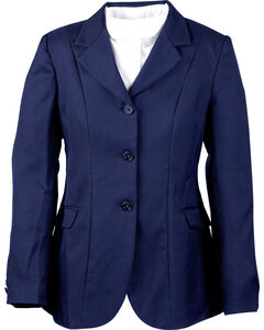 Dublin Child's Ashby Show Coat, Navy, hi-res