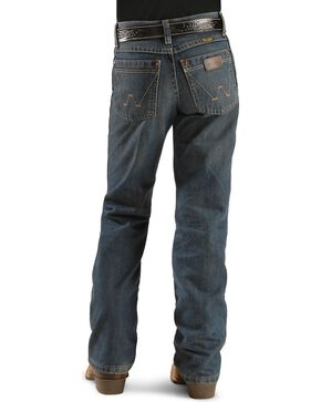 Wrangler Boys' Retro Night Sky Jeans - 4-7, Denim, hi-res