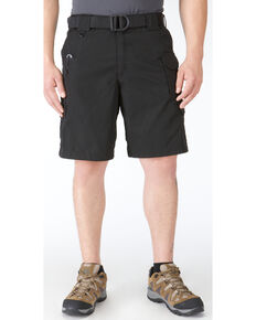 "5.11 Tactical Taclite Pro 9.5"" Shorts, Black, hi-res"