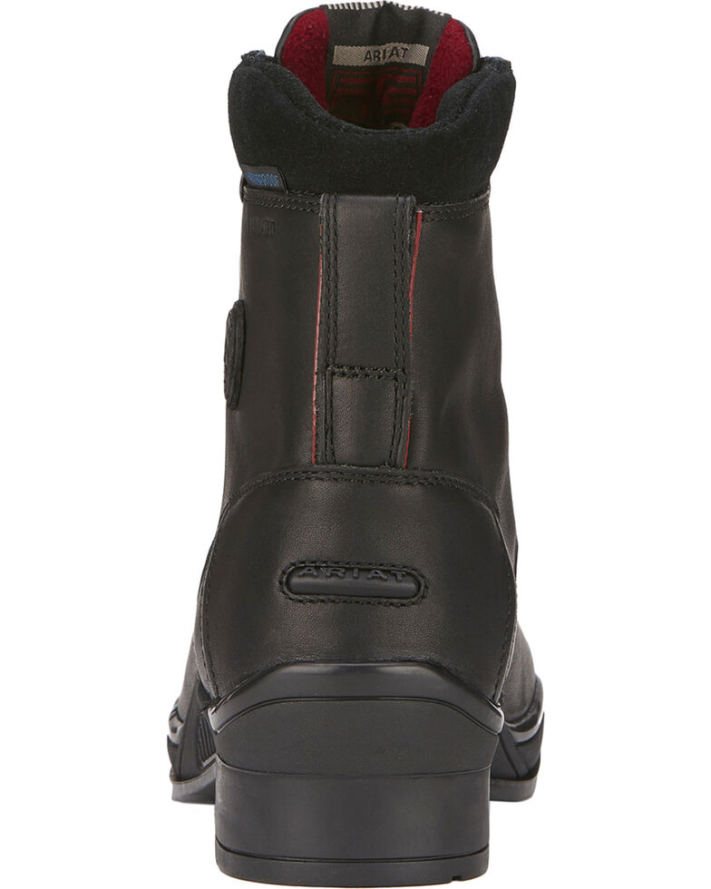 Ariat Women's Extreme Lace H2O Insulated English Riding Boots, Black, hi-res