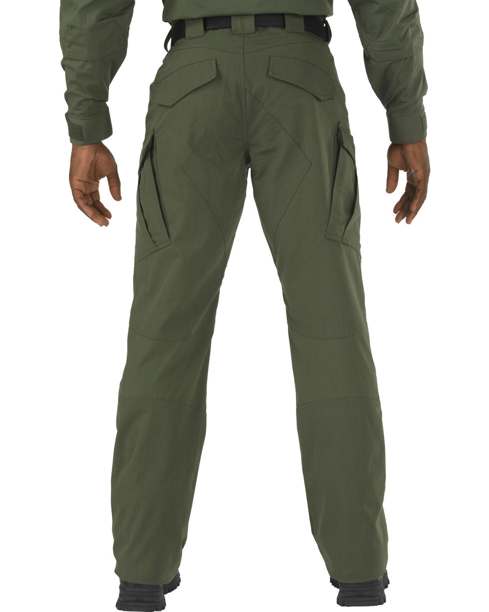 5.11 Tactical Men's Stryke TDU Pants, Green, hi-res