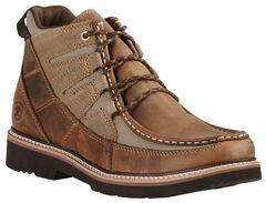 Ariat Men's Exhibitor Casual Boots - Moc Toe, , hi-res