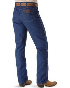Wrangler 31MWZ Cowboy Cut Relaxed Fit Prewashed Jeans - Big & Tall, Indigo, hi-res