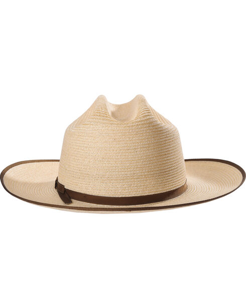 Stetson Men's Natural Hemp Open Road Hat, Natural, hi-res