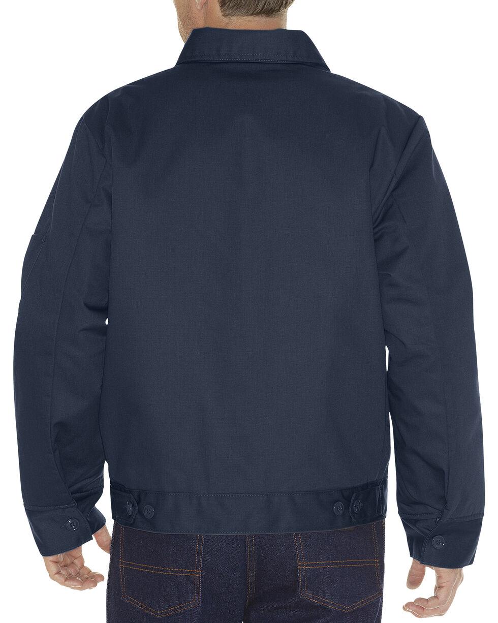 Dickies Men's Insulated Eisenhower Jacket - 6X, Navy, hi-res