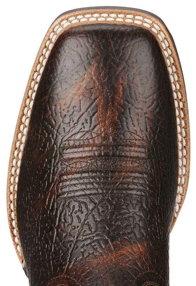 Ariat Men's Quickdraw Venttek™ Boots - Wide Square Toe, Brown, hi-res