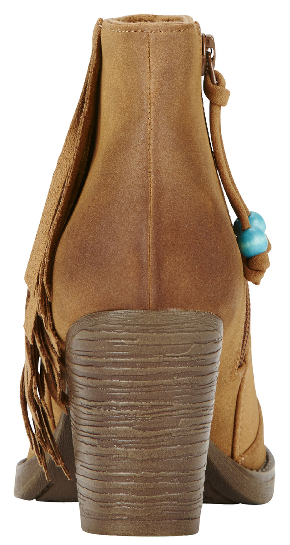 Ariat Women's Tan Unbridled Shayla Booties, Tan, hi-res