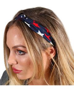 Shyanne Women's Spangled Stars Headband, Multi, hi-res