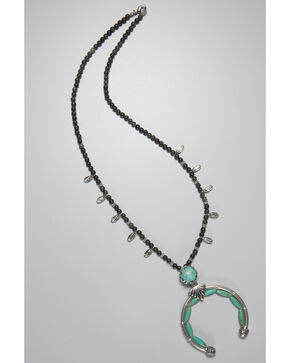 Cowgirl Confetti Women's Enduring Soul Necklace, Silver, hi-res