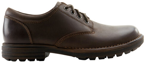 Eastland Men's Brown Xavier Oxfords , Brown, hi-res