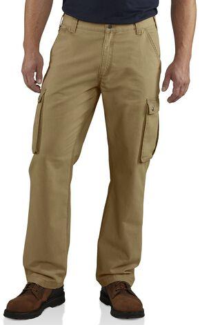 Carhartt Rugged Cargo Pants, Khaki, hi-res