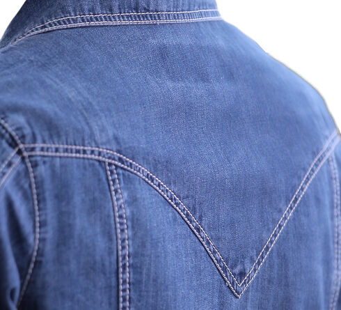 Ryan Michael Sadie's Perfect Denim Jacket, Denim, hi-res